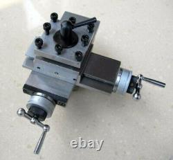 1 Set Tool Post Slide Rest for 8mm Watchmaker Lathe