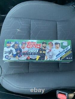 2021 Topps Baseball Complete Set Walmart Exclusive Factory Sealed Brand New