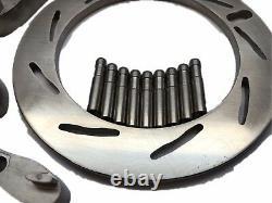 6.6 Duramax 6.0 Powerstroke Unison Ring + Vanes + Post GT37VA GT3788V 13.2mm Set