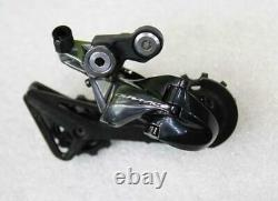 90% new Shimano dura-ace 9100 small set Hand change, middle change, post chan