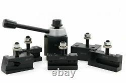 AXA Series Wedge Quick Change Tool Post Set, Up to12