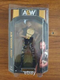 Aew Unrivaled Series 5 Complete Set Brand New And In Hand Ready To Post