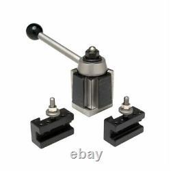 Aloris #2-ip 3 Pc. Bxa Intro-pro Set Tool Post & Lathe Holders Cnc USA