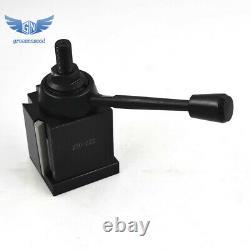 BXA 250-222 Wedge Tool Post Holder Set CNC Quick Change For Lathe 10-15