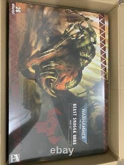 Beast Snagga Orks Army Box Set, Warhammer 40k 1 Day Post + In Hand