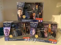 Doctor Who B&M Big Finish Dalek Bundle 2020 Updated Set International Post