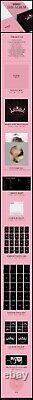 K-POP BLACKPINK 1st Full Album THE ALBUM CD+P. Book+Post+Lyrics+P. Card+Sticker