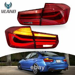 LED Sequential Rear Taillight For BMW 3 Series F30 320i 335i 328i M3 20132018