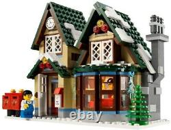 LEGO 10222 Creator Winter Village Post Office, Brand New