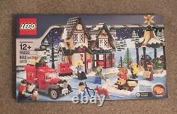 LEGO 10222 Seasonal Winter Village Post Office Brand New Sealed Box