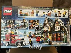 LEGO 10222 Winter Village Post Office New Sealed
