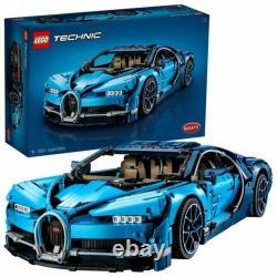 LEGO 42083 Technic Bugatti Chiron Sports Car New Free UK Post