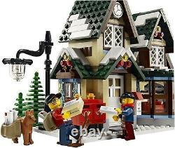 LEGO Creator Winter Village Post Office (10222) Christmas Holiday Themed NEW