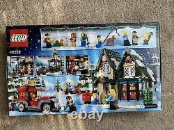 LEGO Creator Winter Village Post Office (10222) New