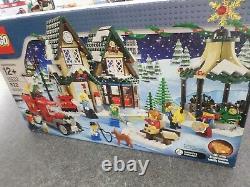 LEGO Creator Winter Village Post Office (10222) RETIRED