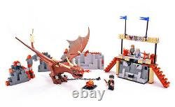 LEGO Harry Potter Harry & the Hungarian Horntail 4767 NEW MISB FREE POST