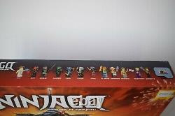 LEGO Ninjago Temple of Airjitzu (70751) NEW SEALED RARE FREE POST