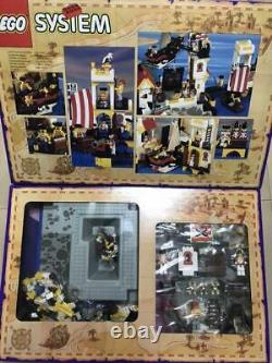LEGO Pirates Imperial Trading Post 6277 In 1992 New Retired