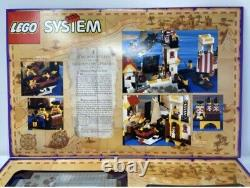 LEGO Pirates Imperial Trading Post (6277) open Box, Sealed Packaging