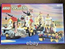 LEGO Vintage Castle 6277 Imperial Trading Post Original Seald New