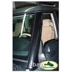 Land Rover Front Lh Rh Set Windscreen Pillar Finisher Post Trim Discovery II Oem