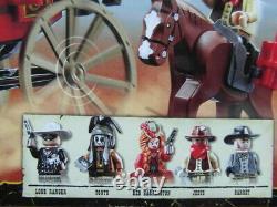 Lego 79108 The Lone Ranger Flucht Mit Der Postkutsche Neu Neu Neu