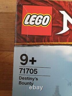 Lego Ninjago Destiny's Bounty (71705) New & Sealed Free Post