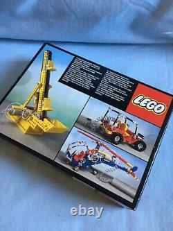 Lego Technic 8700, 1982, Original Factory Sealed Box, Good Condition, Free Post