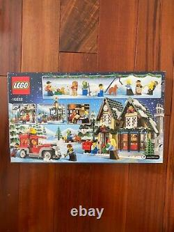 Lego winter village post office 10222