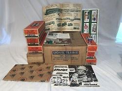Lionel Post War Set No. 2253W GG1 Freight Set (MINT/UNRUN!) (NO RESERVE!)