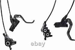Magura MT Trail Sport Disc Brake Set Disc Brake Set Front Rear Hydraulic Post