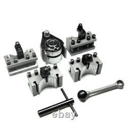 Multifix Tool Post Set for Mini Lathe Quick Change Tools