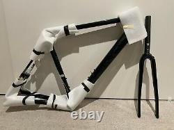 NEW Canyon Ultimate CF SLX Frame-set Medium size + handlebar & seat-post
