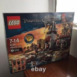 NEW LEGO Pirates of the Caribbean 4194 Whitecap Bay SEALED 2011 WORLD FREE POST