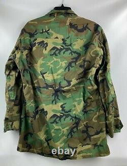 New NOS Post-Vietnam War Era ERDL Jungle Uniform Set Jacket Pants Medium Regular
