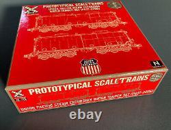 ScaleTrains Union Pacific Steam Excursion Post-2006 Water Tender Set SXT30021