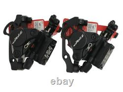 TRP HY/RD Post Mount Cable-Actuated Hydraulic Disc Brake set Front & Rear