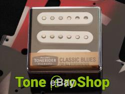 Tonerider Classic Blues Pickup set for Stratocaster. Free Post