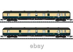 Trix Minitrix 18201 Spur N Postwagen-Set DB
