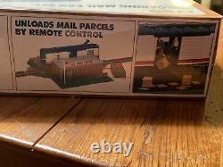 Tyco #920 Unloading Mail Car Set HO Scale NEW SEALED Vintage US Post Office
