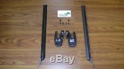 Weatherstrip 14pc Kit Door Pillar Trunk Vertical U-Shape Convertible Top 68-69