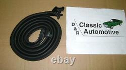 Weatherstrip Kit 9pc Door + Pillar + Trunk + Vertical + U-Jamb 64-65 Convertible